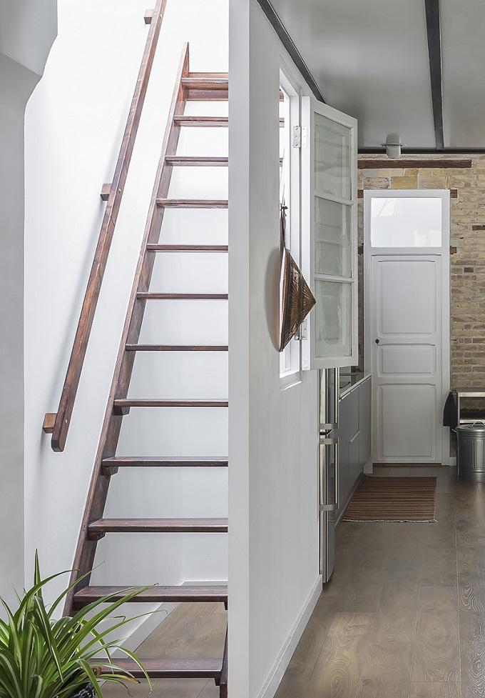 10. Loft renovation in Valencia