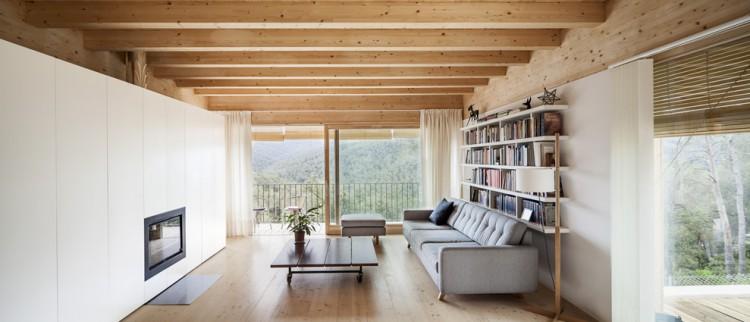 10. Modern residence Barcelona