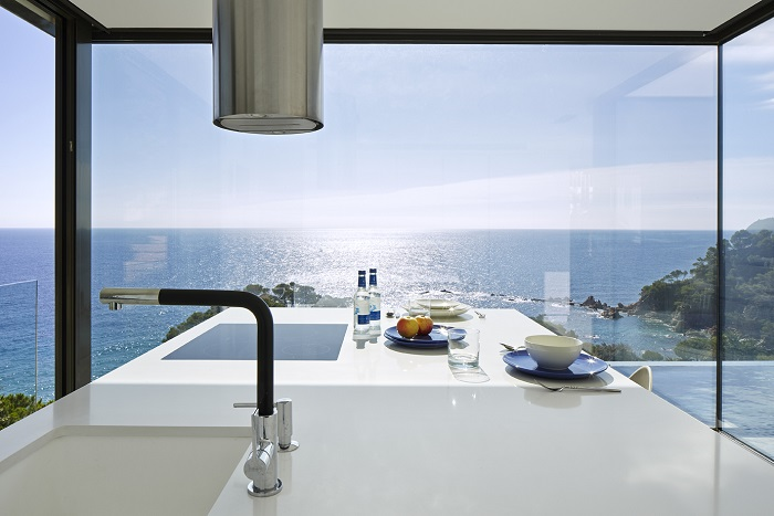 10. Seaside residence in Girona