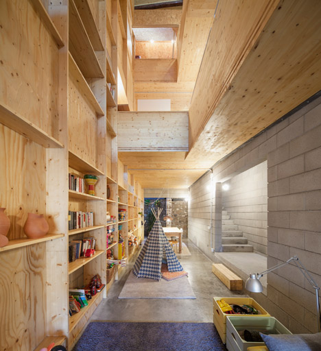 10. Skinny houses in Sant Cugat