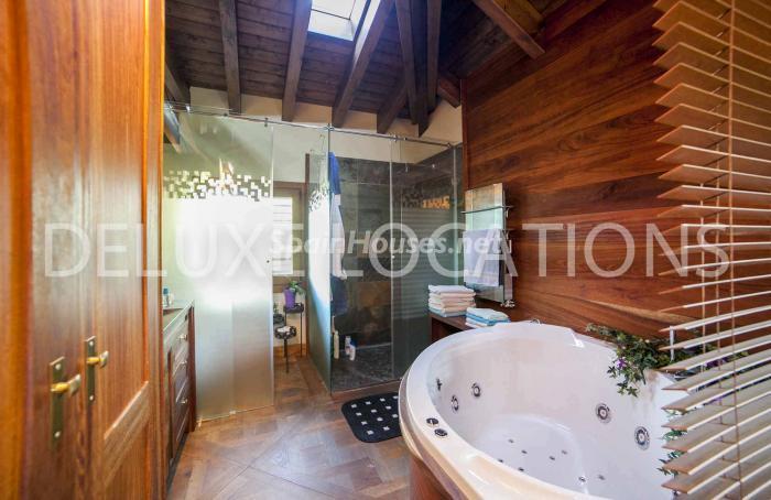 10. Villa en venta en Sant Cugat del Vallès Barcelona - Country Villa for Sale in Sant Cugat del Vallès (Barcelona)