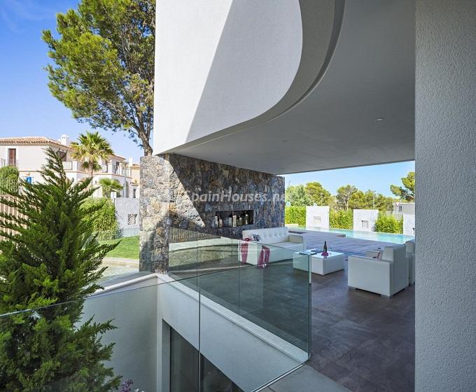 10. Villa in Finestrat Alicante designed by Gestec - Modern Villa in Finestrat, Alicante, designed by GESTEC