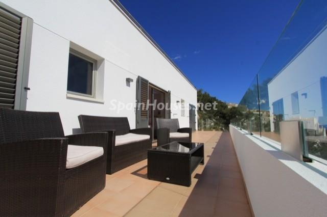 1012 - Minimalist Home for Sale in Altea, Alicante