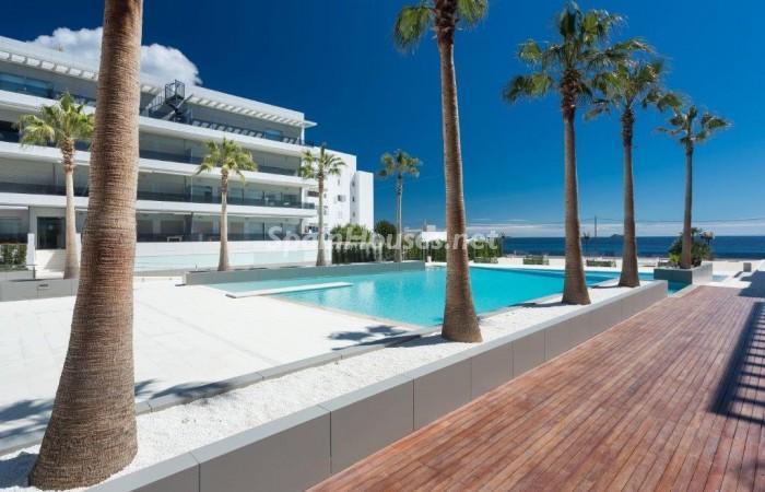 1015 - Spectacular Holiday Rental Penthouse in Ibiza, Balearic Islands