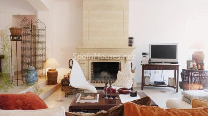 1027 - Wonderful Holiday Rental House in La Herradura, Granada