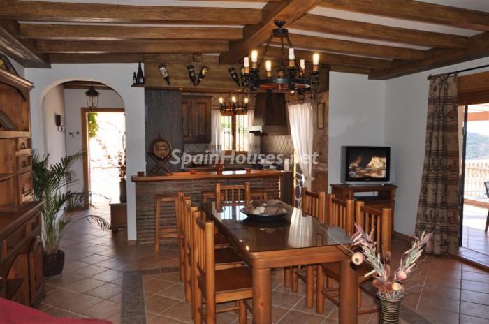 1029 - Holiday rental detached villa in Nerja (Málaga)