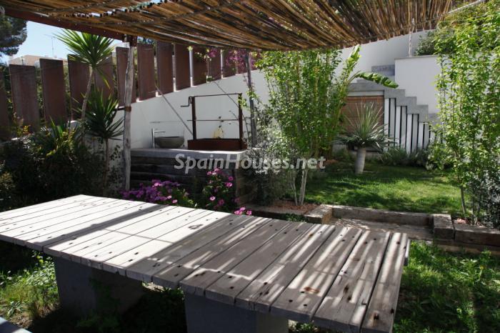 1034 - Modern Style Villa for Sale in Ibiza (Baleares)