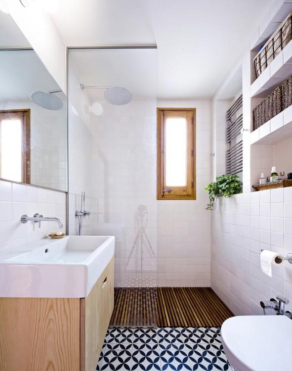 11. Apartment Refurbishment in Barcelona