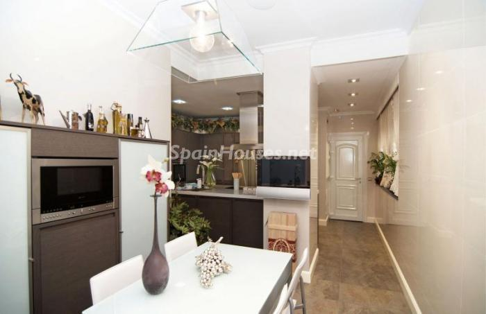 11. Apartment for sale in Salamanca - Luxurious Apartment for Sale in Madrid City