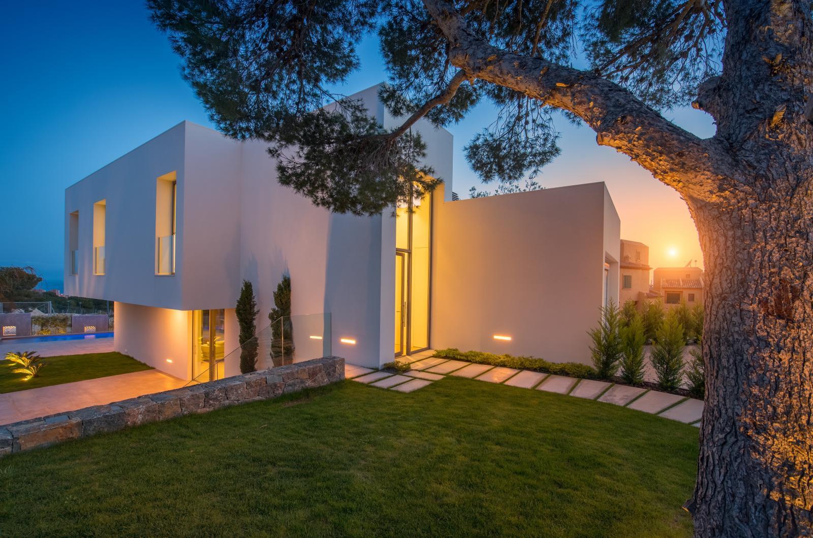 11. Brand new villa in Finestrat Alicante - Fantastic Brand New Villa in Finestrat, Alicante