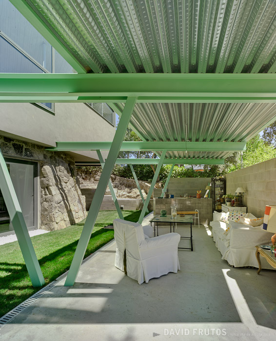 11. Casa Aljibe in Alpedrete Madrid - Single House Re-Using a Former Water Cistern by Valdivieso Arquitectos