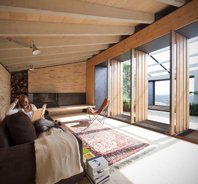 11. Casa Selva - House in Selva, Mallorca, by Architect Luis Velasco Roldán