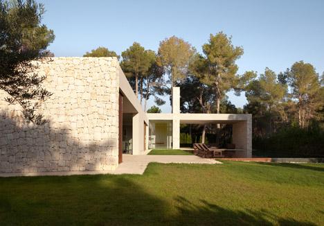11. Casa el Bosque - Architecture: House El Bosque by Ramón Esteve