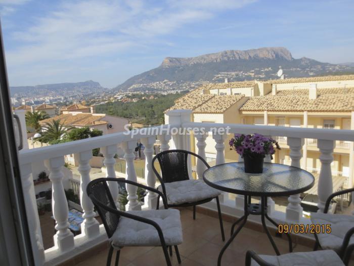 11. Duplex for sale in Calpe (Alicante)