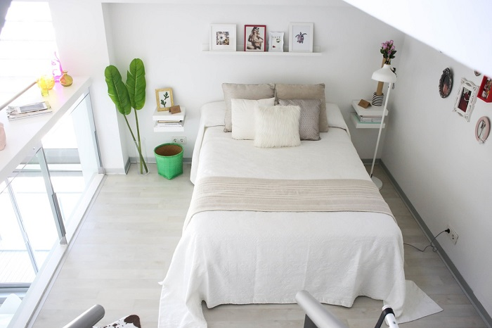 11. Eclectic Loft in Valencia