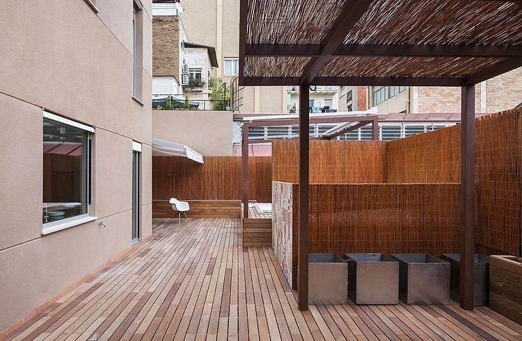 11. Family home in Gracia Barcelona - A family home in Barcelona by Zest Architecture
