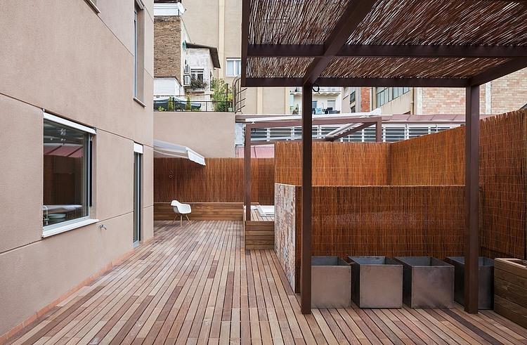 11. Family home in Gracia, Barcelona
