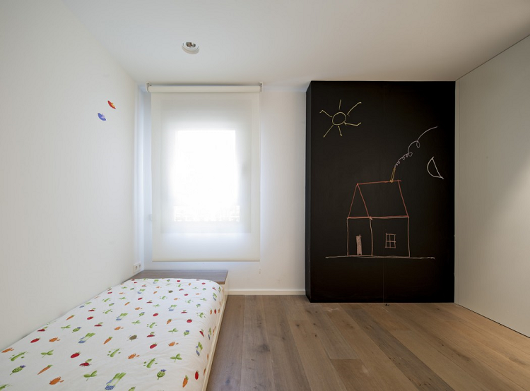 11. Flat in Logroño La Rioja - Modern Style Apartment in Logroño by n232 Arquitectura