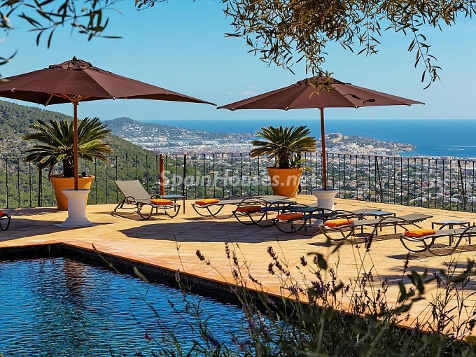 11. Holiday rental house in Ibiza (Balearic Islands)