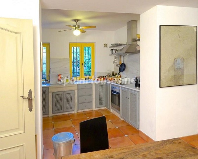 11. House for sale in Granada 3 - For Sale: House in Granada with unbeatable views to the Alhambra