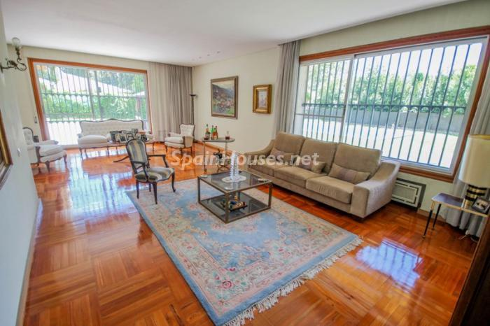 11. House for sale in Madrid4 - On the Market: Outstanding House in Madrid City