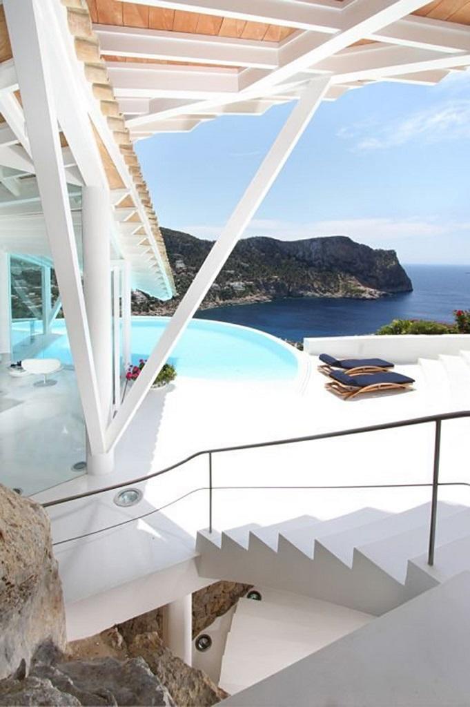 11. House in Andratx Mallorca by Alberto Rubio - Stunning House in Andratx, Mallorca, by architect Alberto Rubio