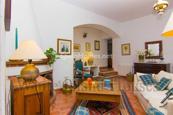11. House in Sant Antoni de Portmany - Mediterranean Style House for Sale in Sant Antoni de Portmany, Ibiza