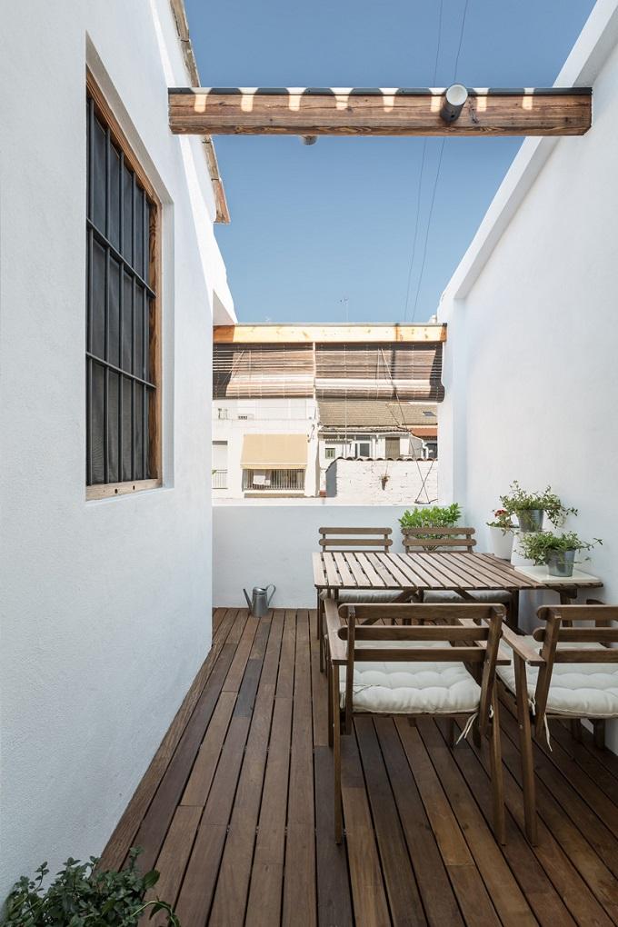 11. Loft renovation in Valencia