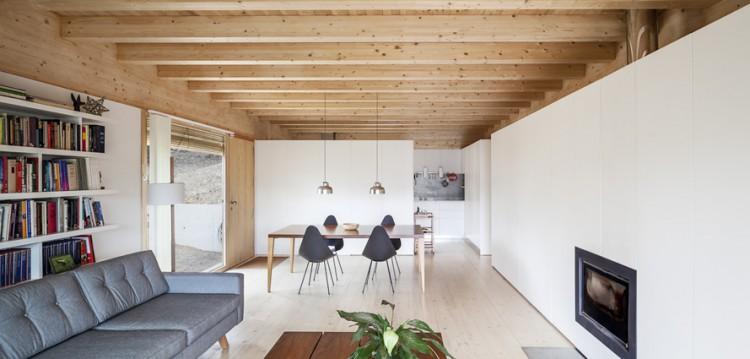 11. Modern residence Barcelona1 e1447837543912 - House LLP in Barcelona by Alventosa Morell Arquitectes
