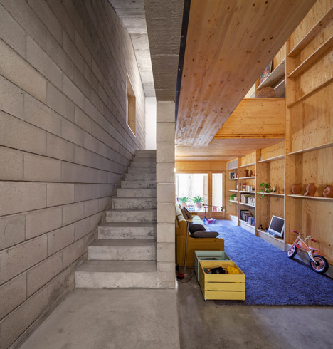 11. Skinny houses in Sant Cugat