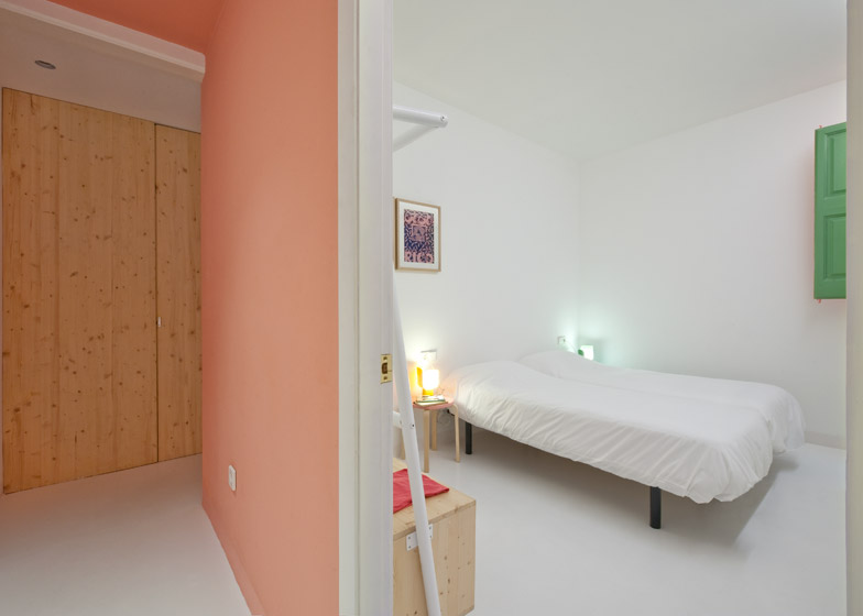 11. Tyche Apartment, Barcelona