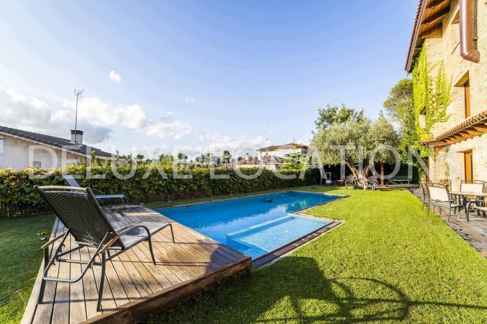 11. Villa en venta en Sant Cugat del Vallès Barcelona - Country Villa for Sale in Sant Cugat del Vallès (Barcelona)
