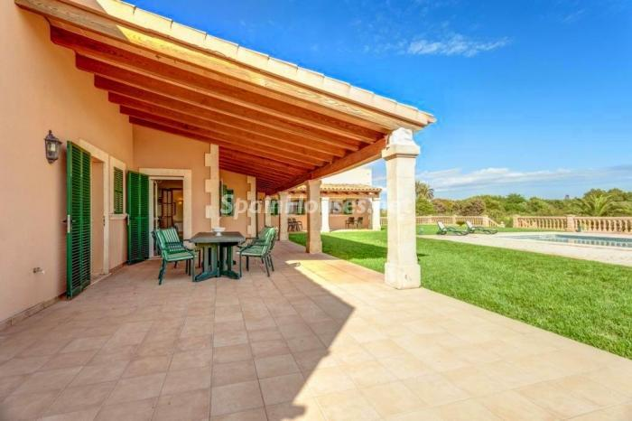 1101 - Charming Country Villa For Sale in Campos (Mallorca, Baleares)