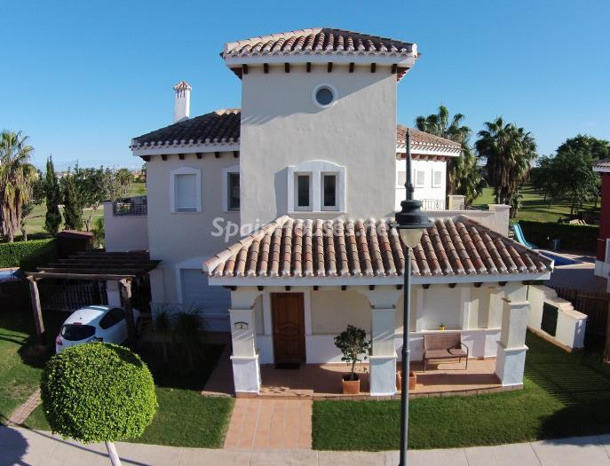1102 - Luxury Detached Villa for Sale in Torre-Pacheco (Murcia)