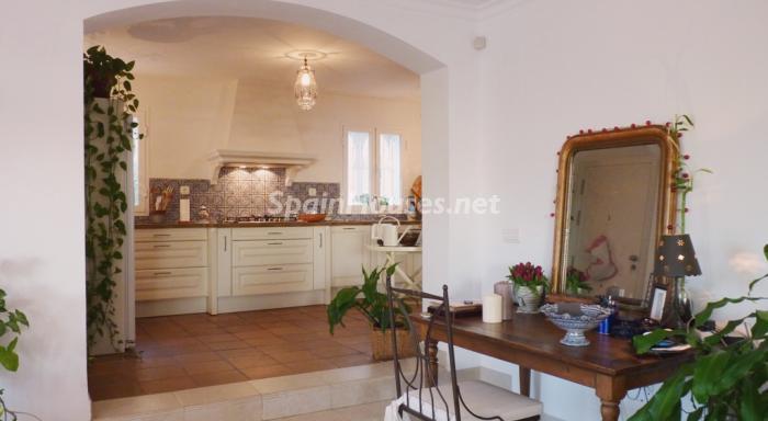 1129 - Wonderful Holiday Rental House in La Herradura, Granada