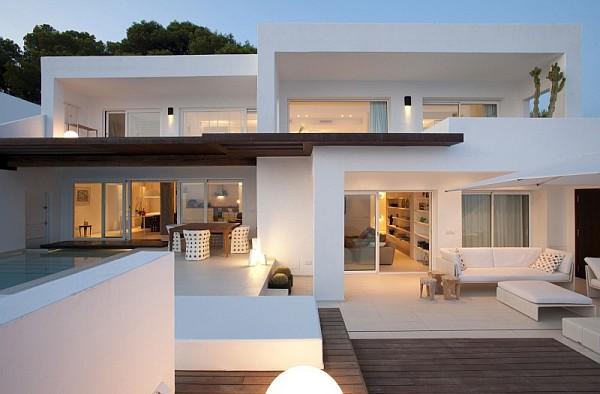 113 - Minimalist Home in Ibiza (Spain)