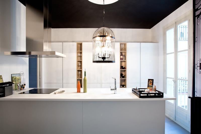 12. Apartment in Madrid