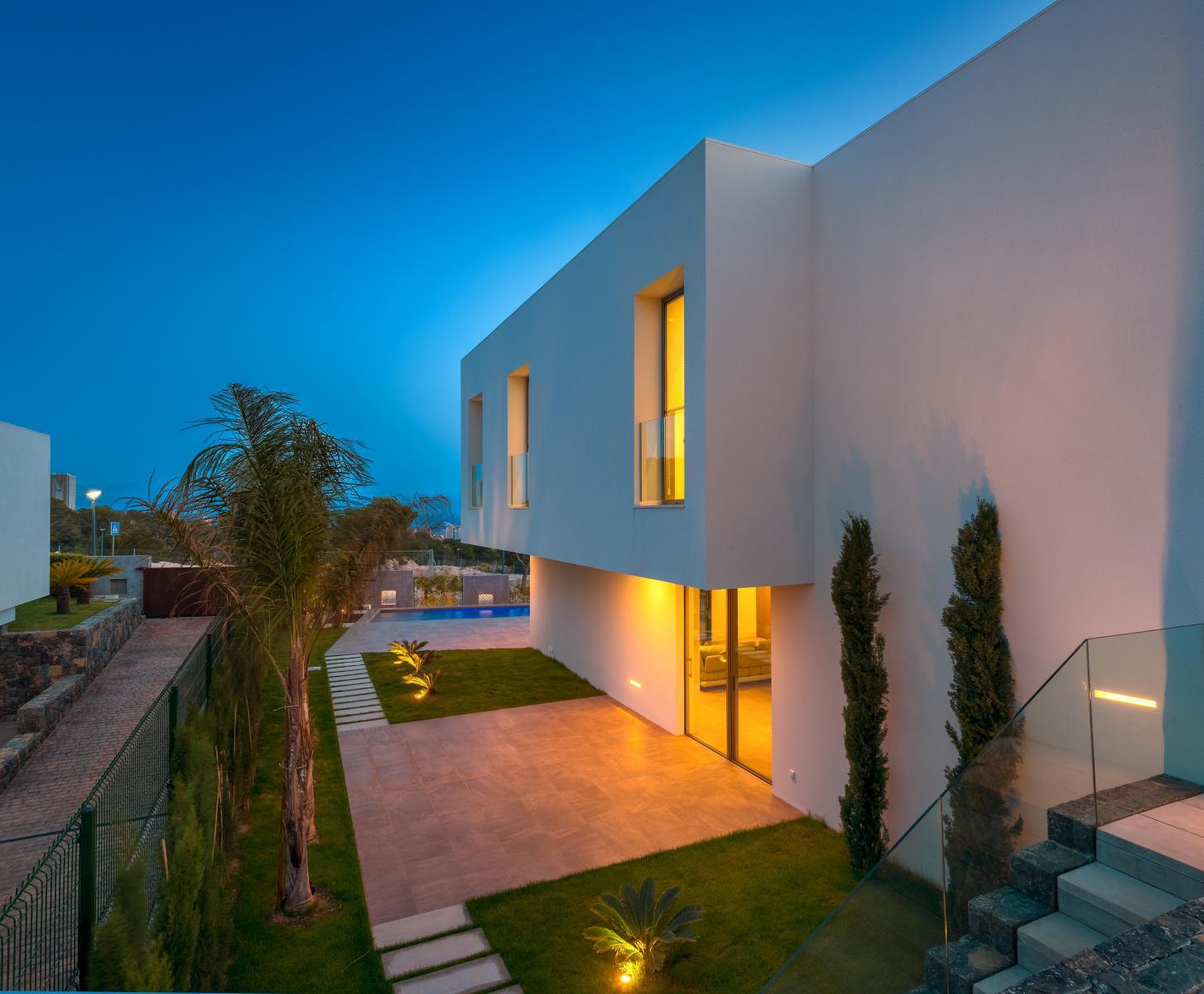 12. Brand new villa in Finestrat Alicante - Fantastic Brand New Villa in Finestrat, Alicante