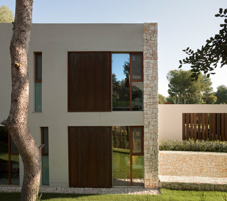 12. Casa el Bosque - Architecture: House El Bosque by Ramón Esteve