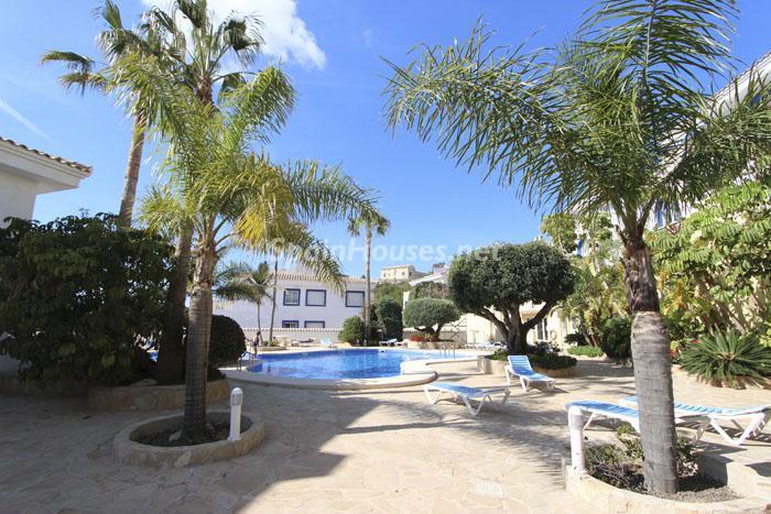 12. Duplex for sale in Calpe (Alicante)
