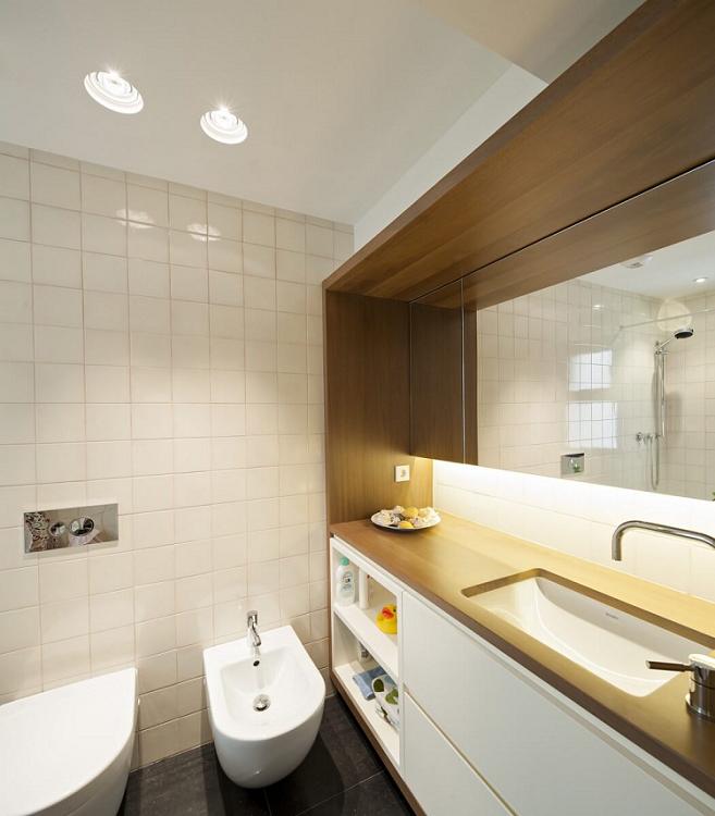 12. Flat in Logroño La Rioja - Modern Style Apartment in Logroño by n232 Arquitectura