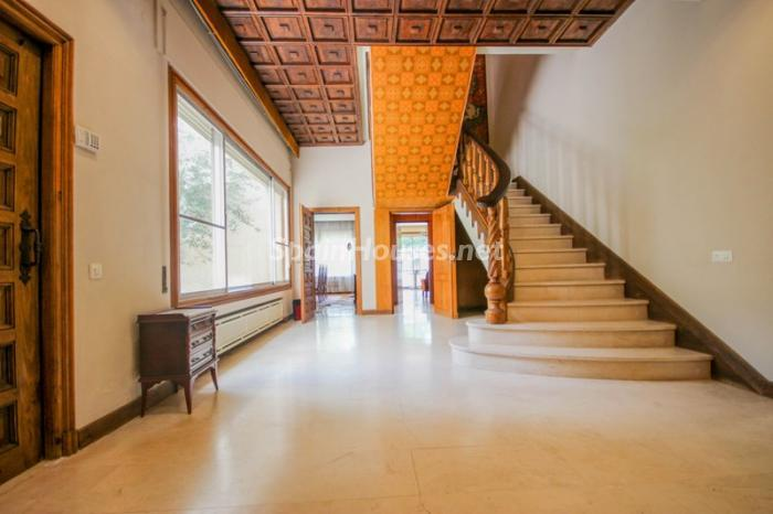 12. House for sale in Madrid4 - On the Market: Outstanding House in Madrid City
