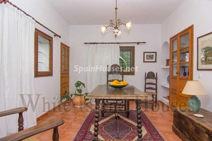12. House in Sant Antoni de Portmany - Mediterranean Style House for Sale in Sant Antoni de Portmany, Ibiza