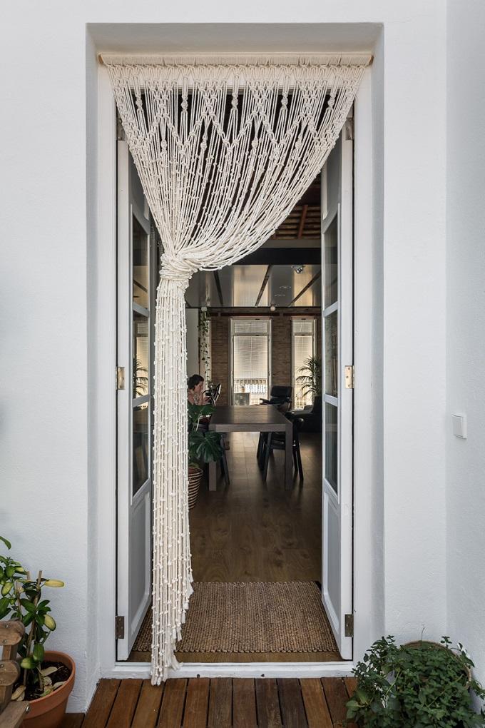 12. Loft renovation in Valencia