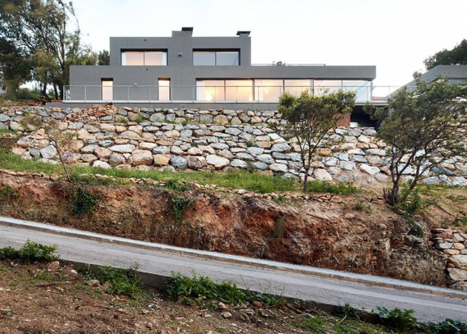 12. Sebbah house by Pepe Gascón - Sebbah House: a Modern Dwelling in Begur by Pepe Gascón
