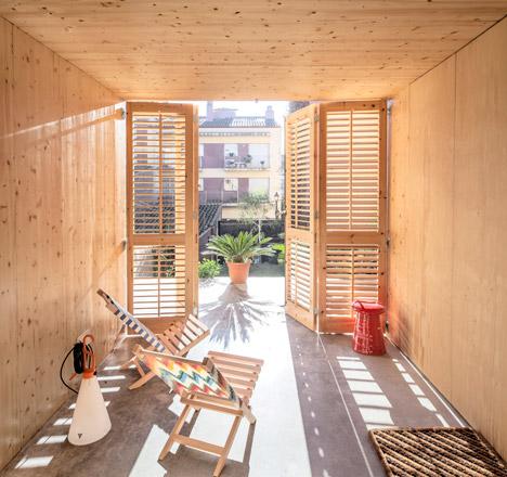 12. Skinny houses in Sant Cugat