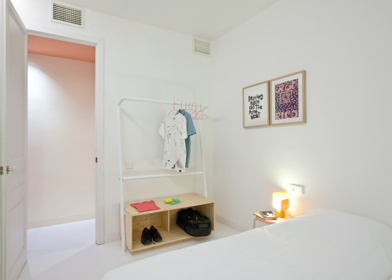 12. Tyche Apartment Barcelona - Renovated Apartment in Barcelona by CaSA Architecture