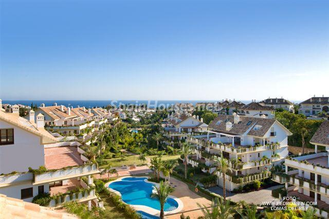 1222 - Outstanding Penthouse Apartment for Sale in Marbella (Málaga)
