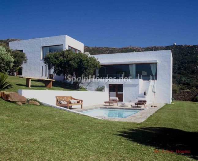 125 - A beautiful villa in a beautiful place to live: Tarifa, Cádiz