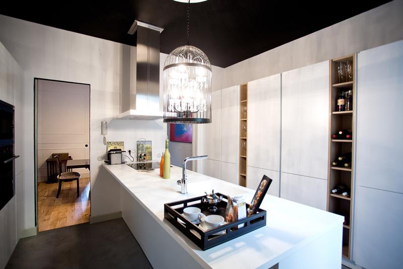 13. Apartment in Madrid